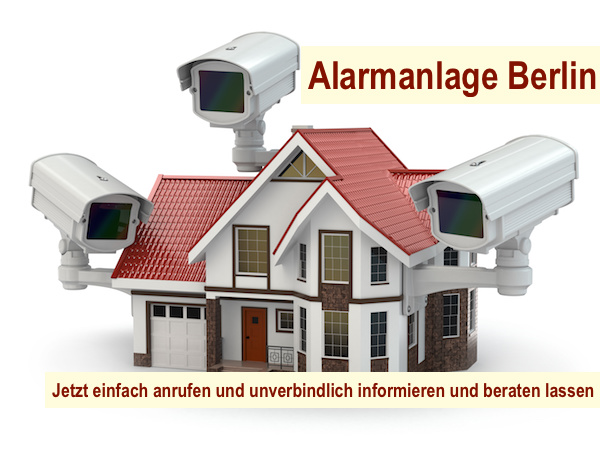 Alarmanlage Berlin