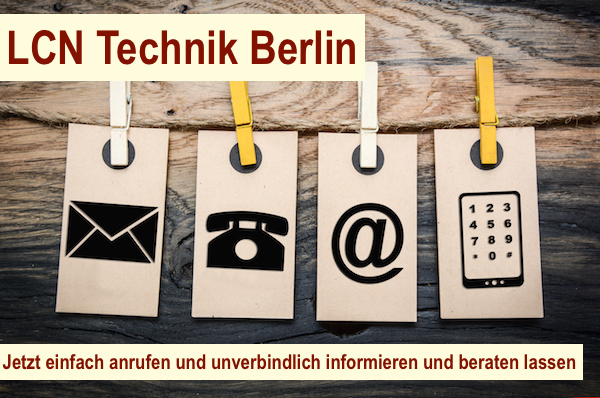 LCN Technik Berlin