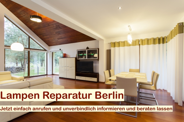 lampen reparatur berlin lampe reparieren lassen. Black Bedroom Furniture Sets. Home Design Ideas