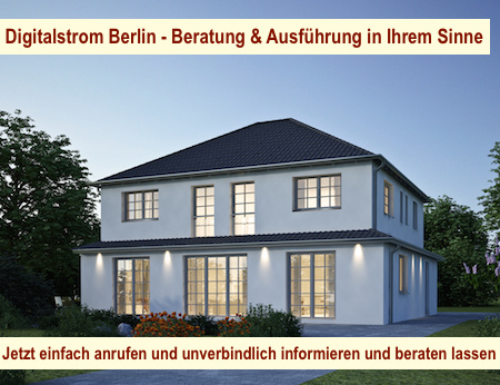 Digitalstrom Berlin - Smarthome