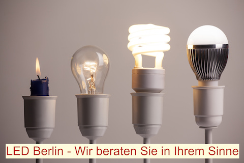 LED Lampen - Elektriker Berlin